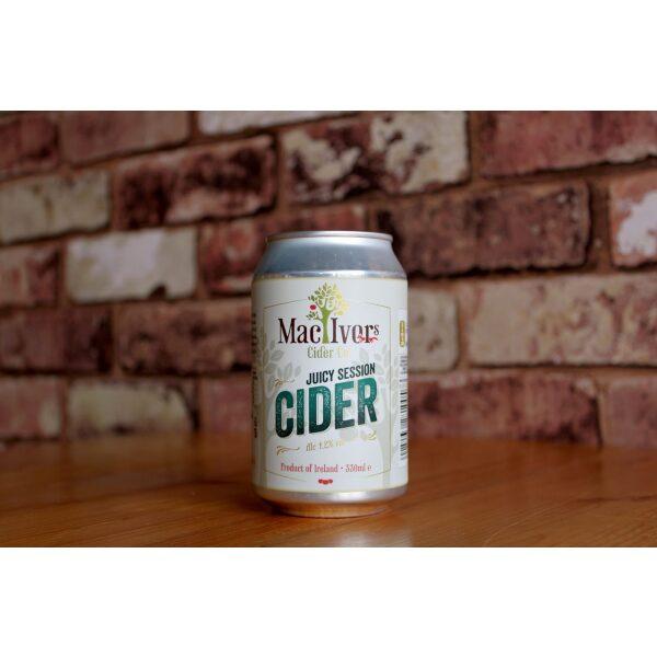 Mac Ivors Juicy Session Cider