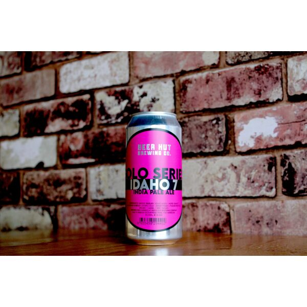 Beer Hut Solo Series Idaho 7
